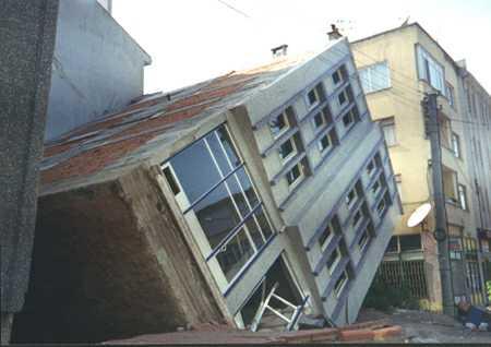Deprem Sırasında Zeminin Sıvılaşması | İnşaat Haber