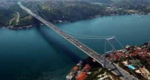 Fatih Sultan Mehmet Köprüsü'nde Bakım Çalışması